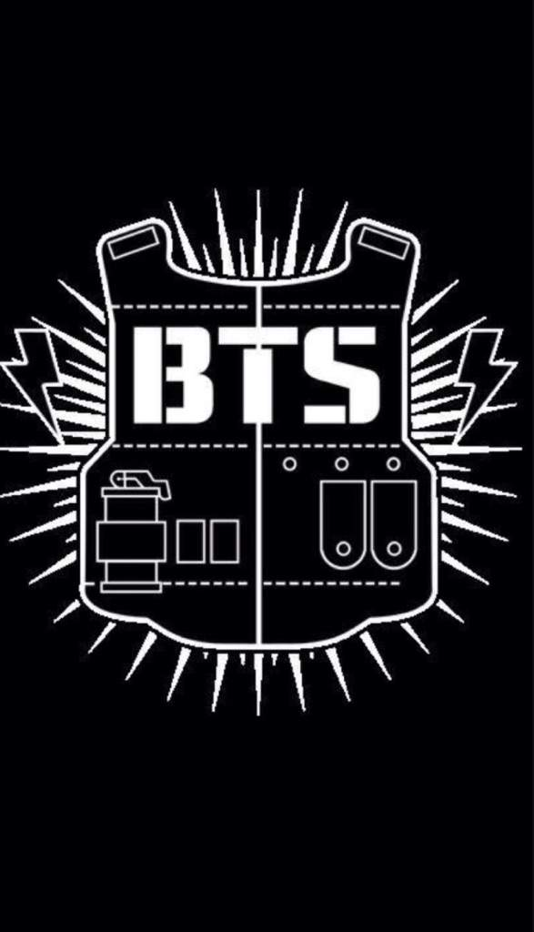 Bts logo fanart and kpop logo project armys amino, guess how much i love you coloring pages