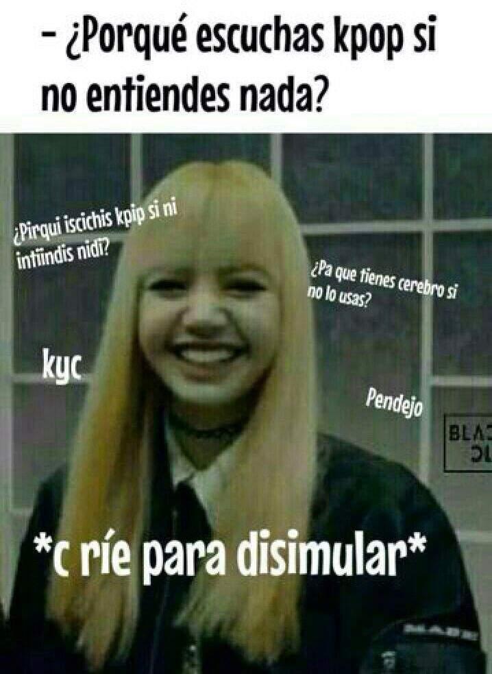 Memes En Espanol K Pop Amino