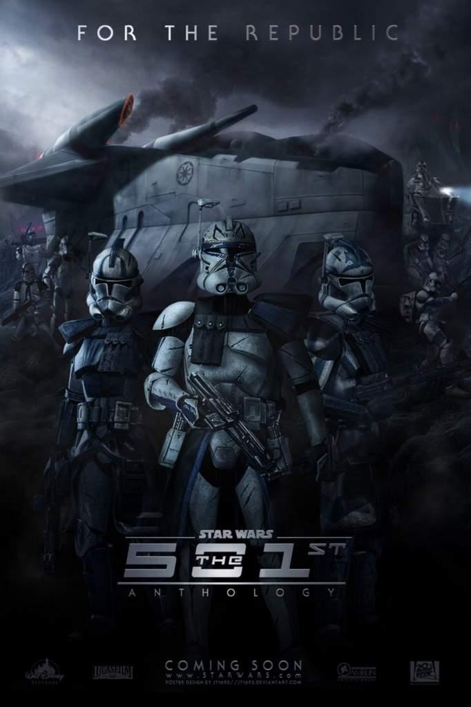 Art Order Clone Troopers Fan Temple 66 Jedi