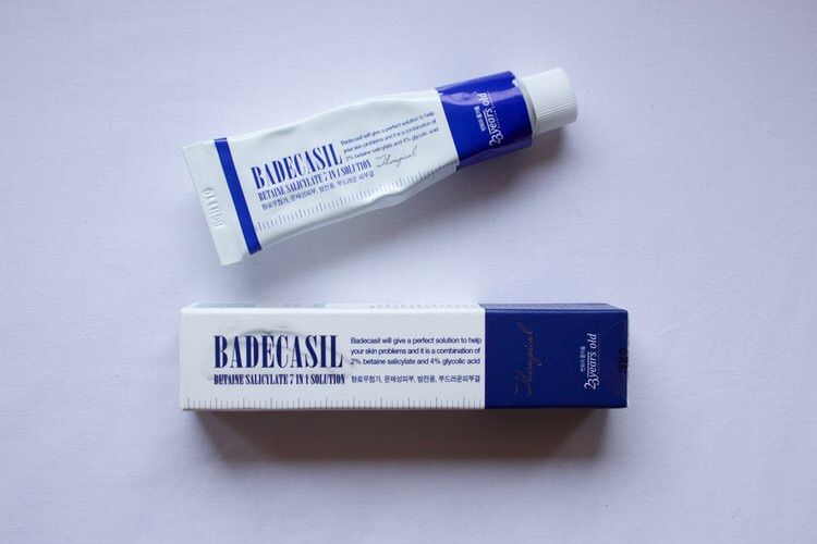 *HG* Badecasil 7 in 1 Solution Review   Korean Beauty Amino