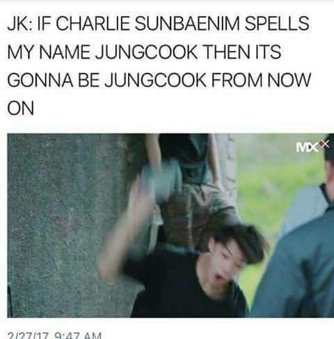Image result for jungcook meme