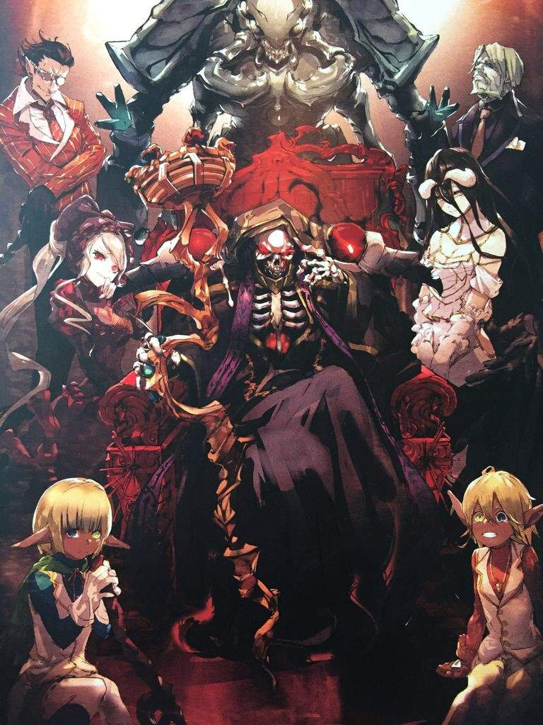 Resultado de imagen para overlord ii anime