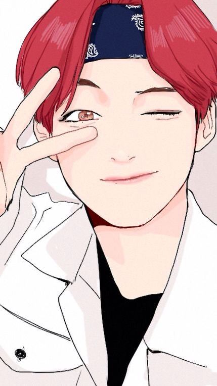 Anime Bts Jin Drawing Anime Wallpapers