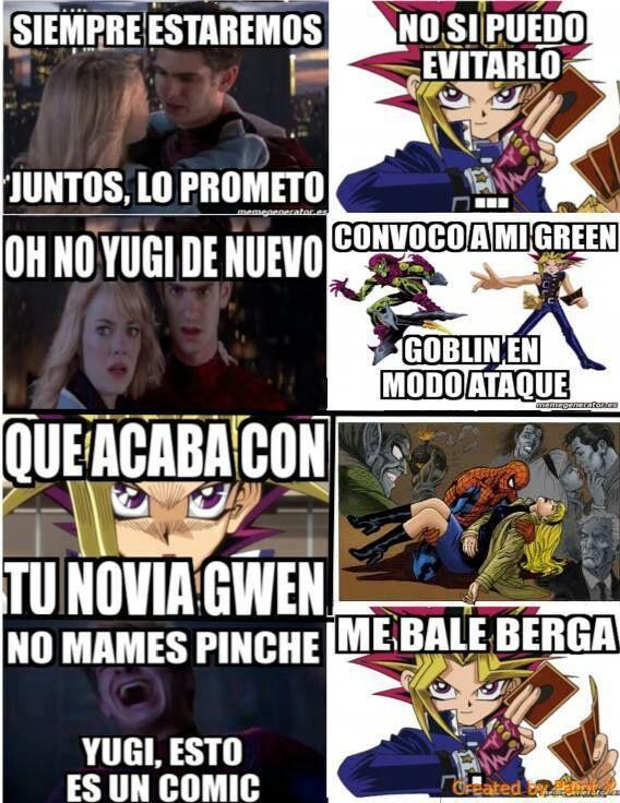 Reaccion A Los Memes Dmb Yugioh Duel Links Espanol Youtube