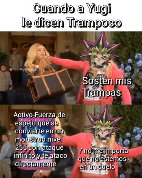 Taddy Gay Meme De Yugioh Imagenes Memes Generadormemes