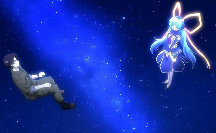 Image result for planetarian anime kazuya