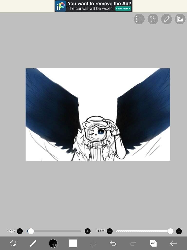 Undertale Tori Wings