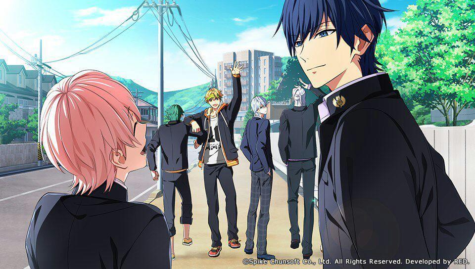 Image result for girl beats boys anime