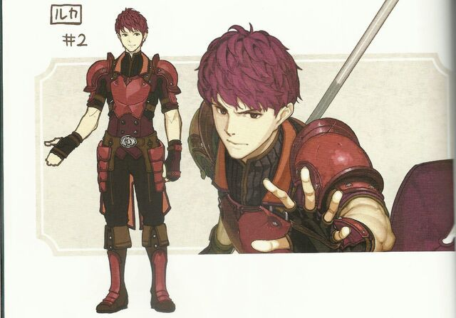 Lukas Wiki Fire Emblem Amino