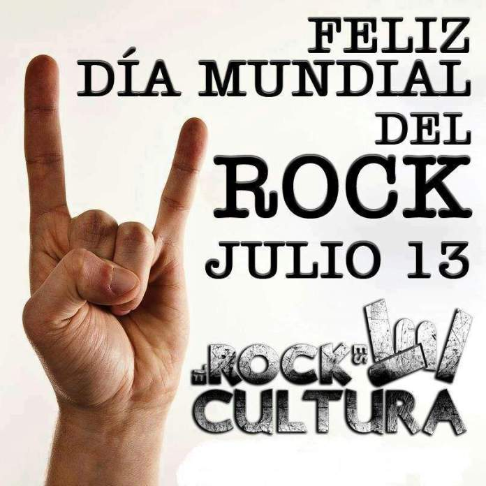 Resultado de imagen para Fotos de Día Mundial del Rock