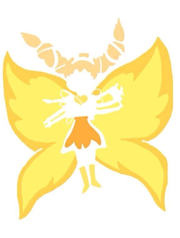Svtfoe Star Butterfly Form
