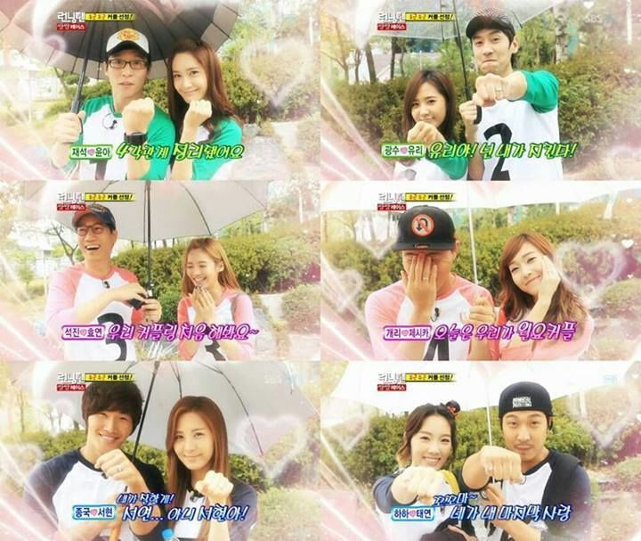 Image of: Dramabeans My All Time Favourite Girl Group Came As Six Member Group In Ep 63 And 64 Taeyeon Yoona Yuri Hyoyeon Seo Hyun And Jessica Were The Guests Channelkorea Idol Groups As Guests In Running Man Kpop Amino