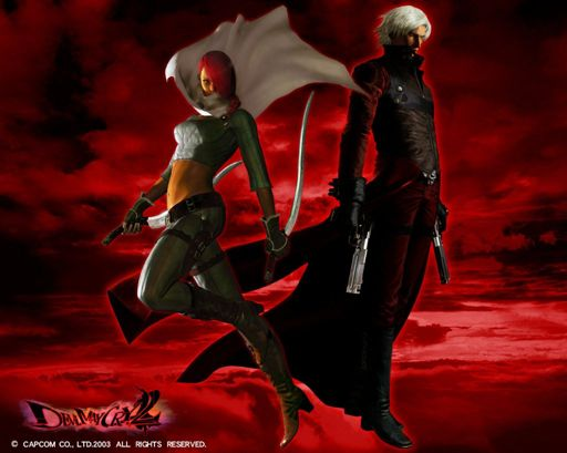 Image result for devil may cry 2