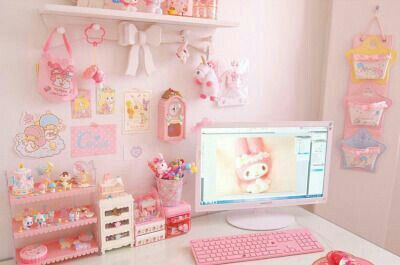 Girl Kawaii Girl Anime Room Ideas Novocom Top