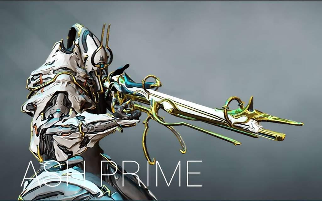 Ash Prime Warframe Amino
