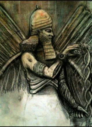 Mitologia Sumeria #2 ¿Porque Enlil se unio a Enki en la batalla ...