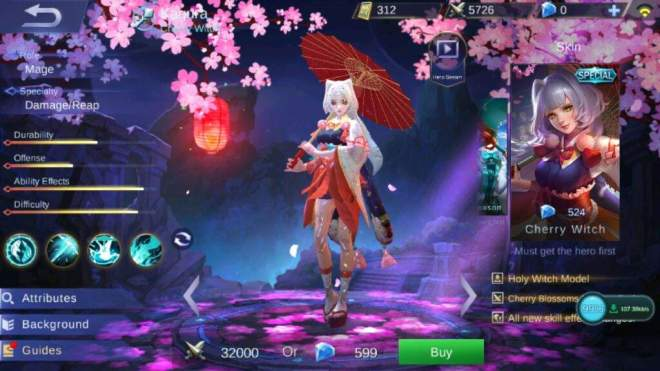 heres your fucking kagura skin you mofo | mobile legends