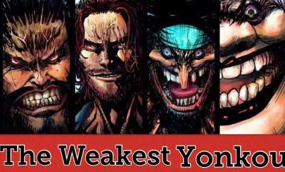 The Strength Of The Yonkou | Anime Amino