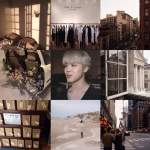 Brown Black And Beige Aesthetic Jimin Bts Aesthetics Amino