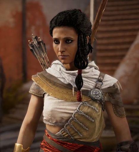 Aya 25 nhân vật nữ trong game được xem là truyền cảm hứng nhất