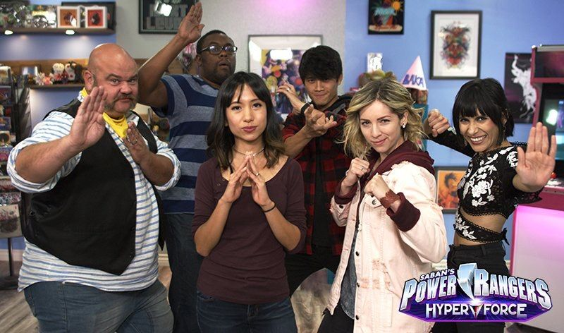 Why every PR fan should be watching Hyperforce | Comics Amino