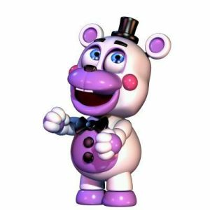 Helpy  fnaf 6 little funtime freddy  Minecraft Skin helpy from fnaf 6