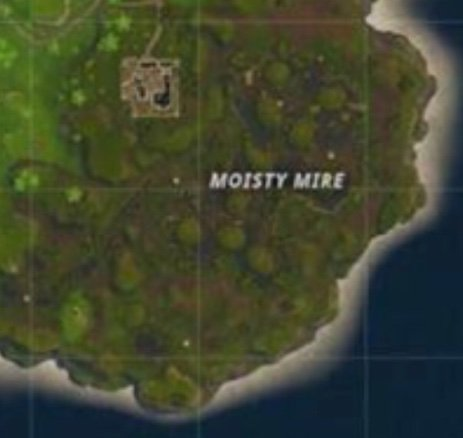 Every Named Location Ranked Fortnite Battle Royale
