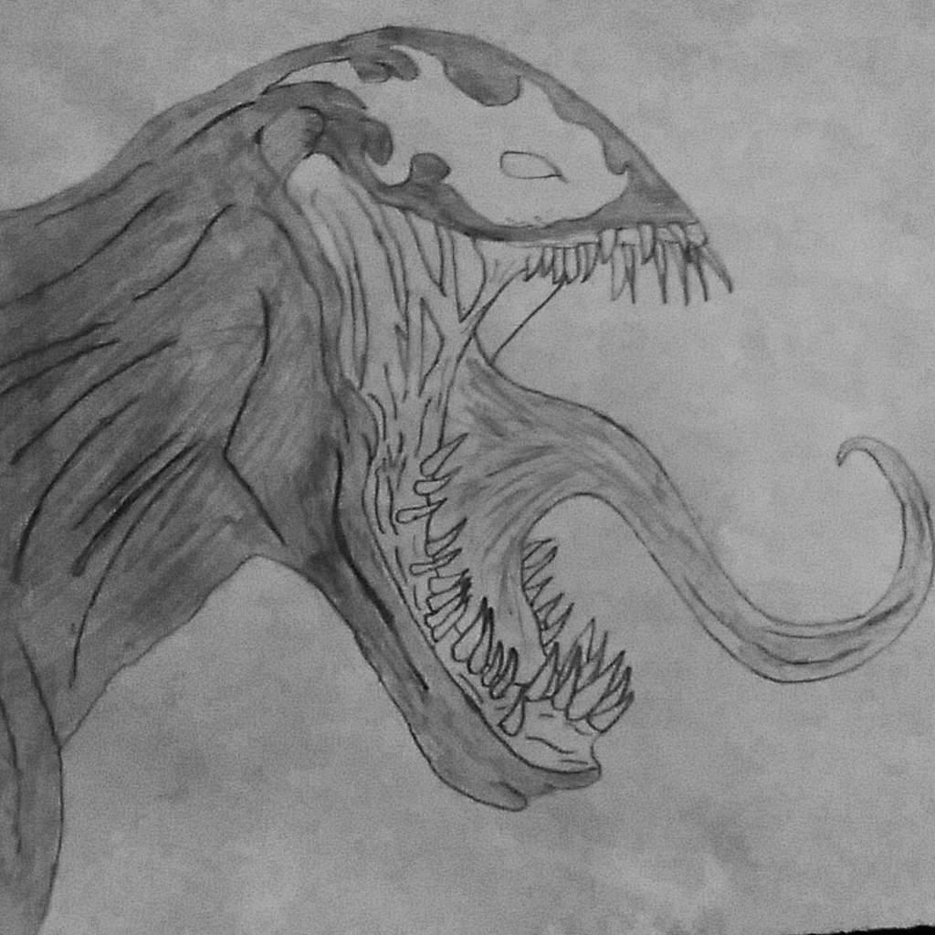 Drawings Marvel Venom
