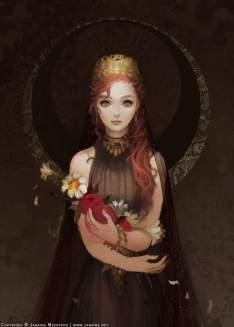 Persephone, Queen of the Underworld | Smite Amino