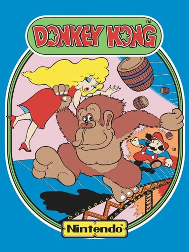 Resultado de imagen de donkey kong 1981