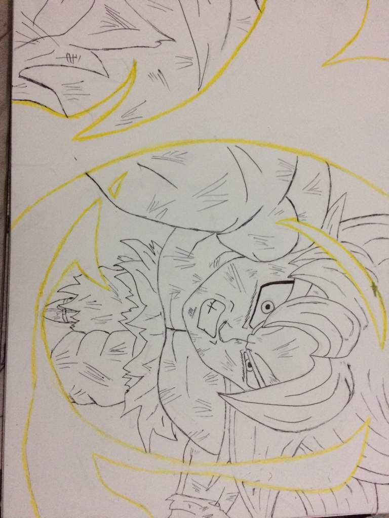 Imagenes Para Colorear De Goku Ultra Instinto Dominado Imágenes De