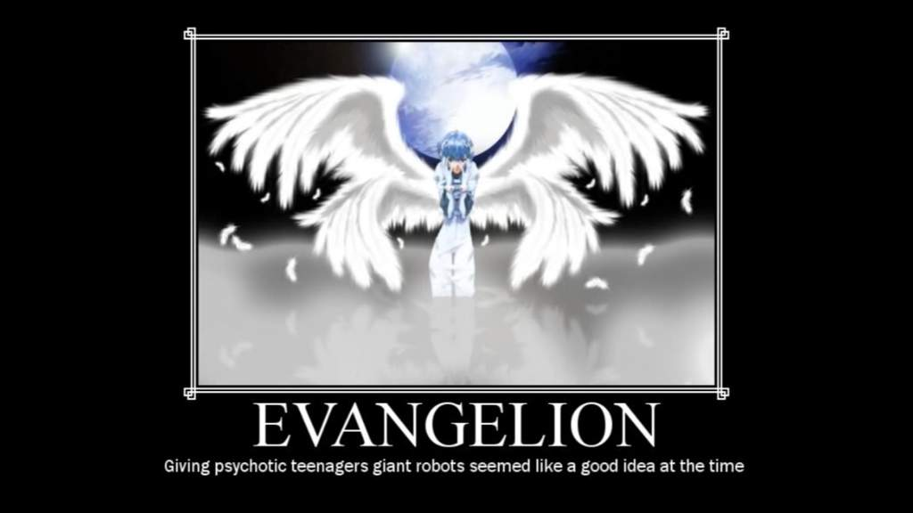 Evangelion Is Finally On Netflix But Is The World Ready