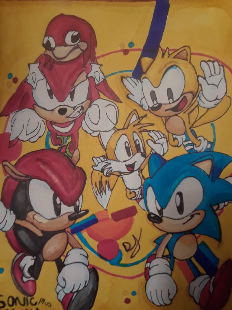 Sonic Mania Plus Tribute   Sonic the Hedgehog  Amino