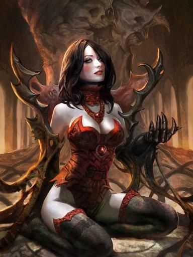 Lilith | Wiki | Reino Cementerio Amino