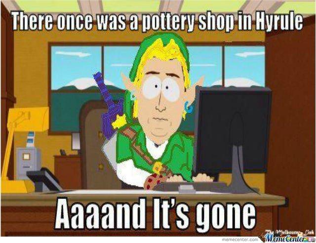 The Legend Of Zelda Memes Everyday Zelda Amino