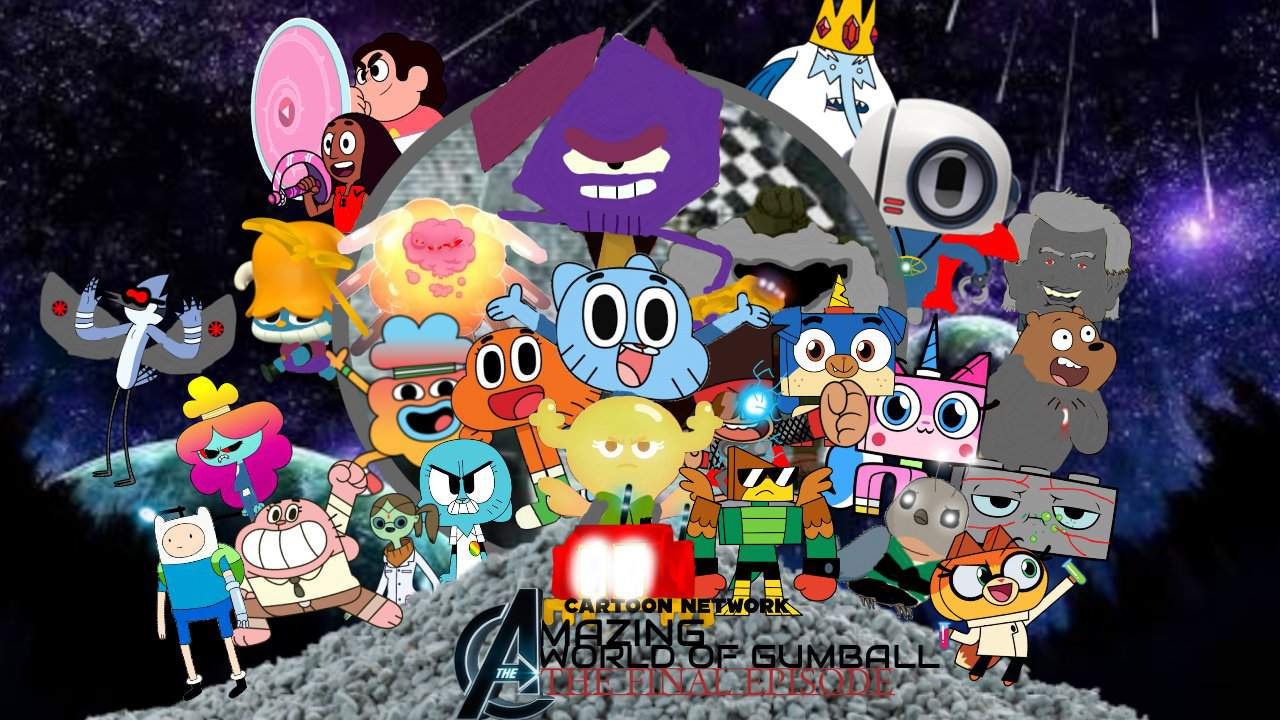 the amazing world of gumball the final episode amazing world of gumball amino