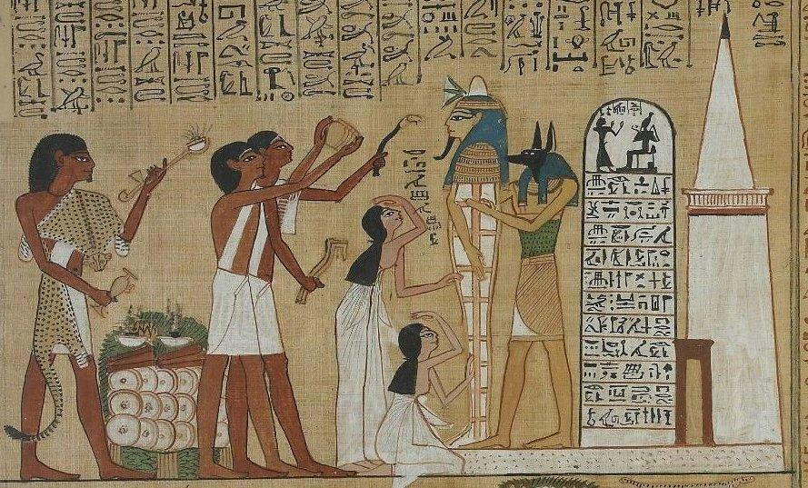 Image result for wag festival ancient egypt