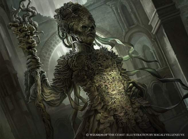 Magic the Gathering golgari art | MTG Amino