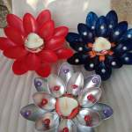Spoon Candle Holders Made By Students Art Amino
