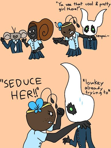 Thus The Remnants Went Forth Gate Hollow Knight Page 100
