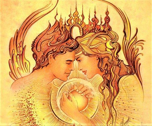Divine Masculine and Divine Feminine | Wiki | Pagans & Witches Amino