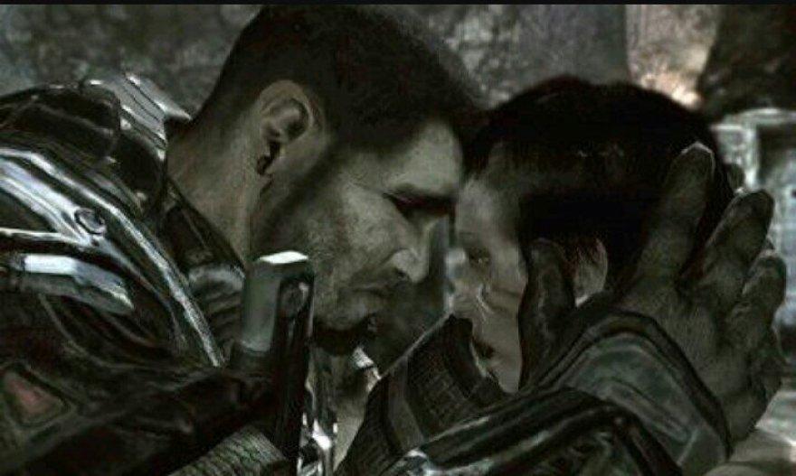 Resultado de imagen para Dominic y María gears of war