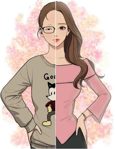 Image result for true beauty webtoon