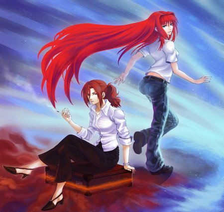 Image result for type-moon aozaki