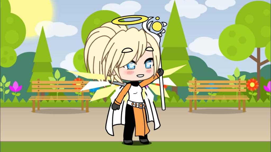 OW Gacha Characters Overwatch Amino