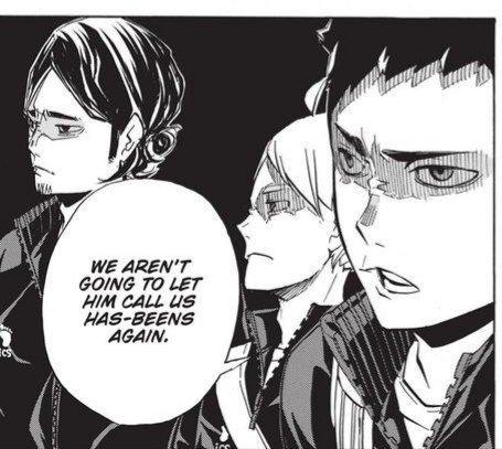 haikyuu manga panels compilation 1