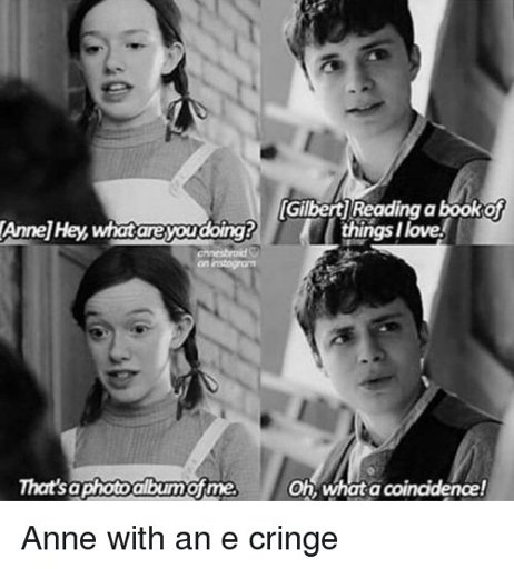 Gilbert Blythe Imagines Anne With An E Competition Wattpad