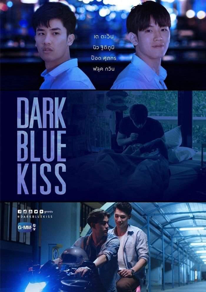 Dark Blue Kiss Episode 1 Links (engsubs) #BLIS | ~BL•Drama~ Amino