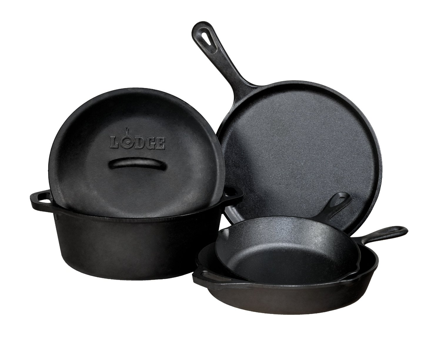 Tbt Gear Cast Iron Cookware