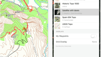 Review Backcountry Navigator PMagscom - Us topo maps pro review